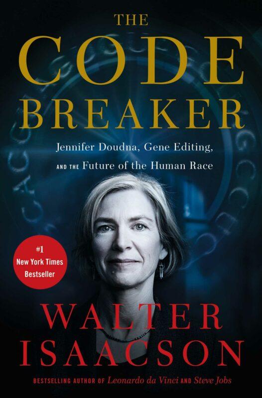 Walter Isaacson, THE CODE BREAKER (2020)