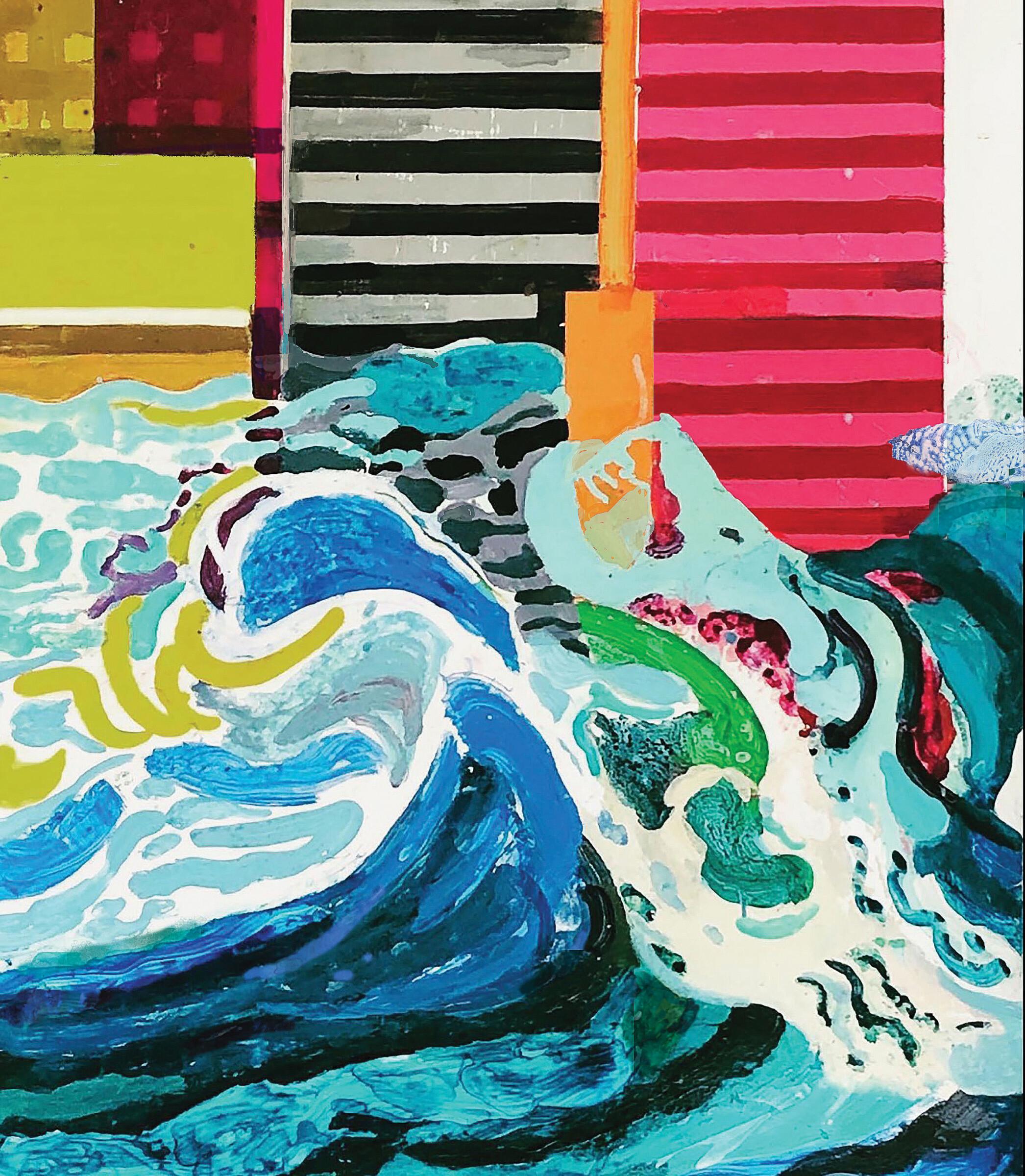 "Lisa Reindorf, ""Tsunami City"" (2020)"
